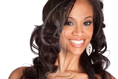 Miss New Jersey USA 2010 - Close-up