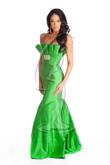 Miss New Mexico USA 2010 - Evening Gown