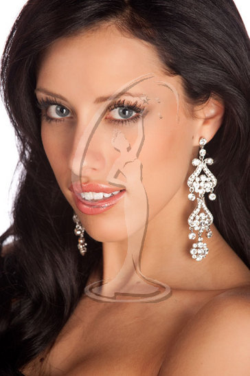 Miss North Dakota USA 2010 - Close-up