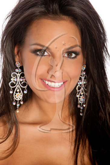 Miss Pennsylvania USA 2010 - Close-up