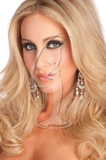 Miss Rhode Island USA 2010 - Close-up