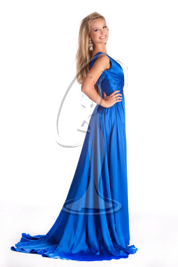 Miss South Carolina USA 2010 - Evening Gown