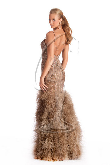 Miss Texas USA 2010 - Evening Gown