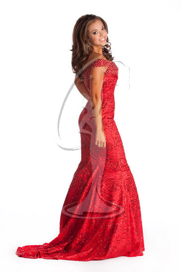 Miss West Virginia USA 2010 - Evening Gown