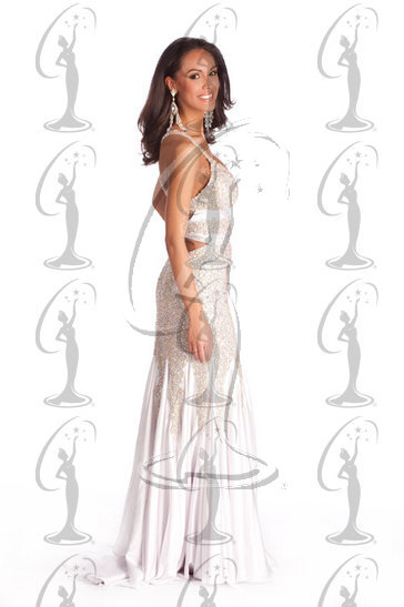 Miss Wisconsin USA 2010 - Evening Gown