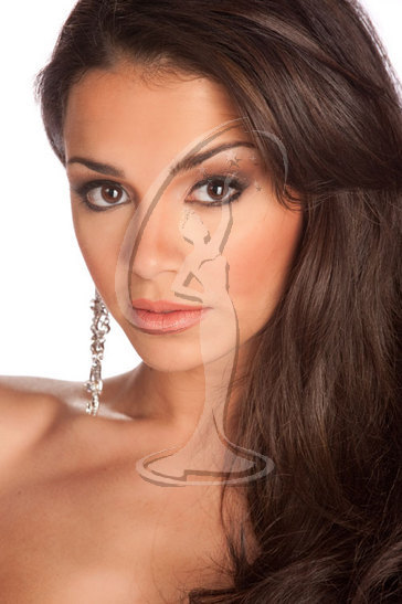 Miss Tennessee USA 2010 - Close-up