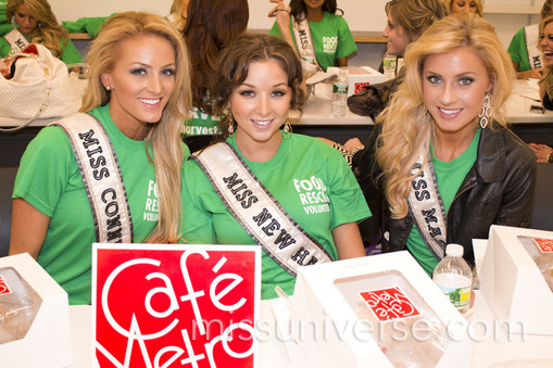 Miss Connecticut USA 2012