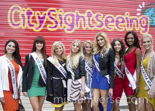 Miss Florida USA 2012