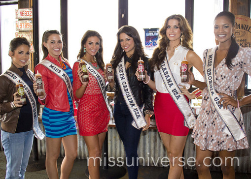 Miss Louisiana USA 2012