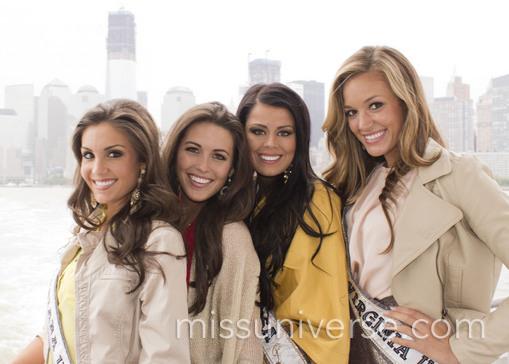 Miss Louisiana USA 2012