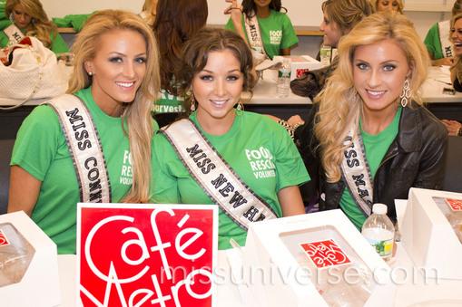 Miss Massachusetts USA 2012