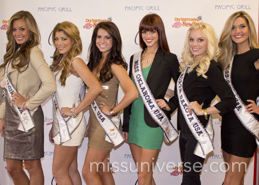 Miss North Dakota USA 2012