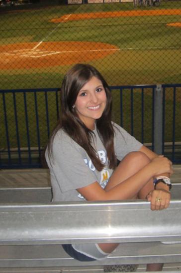 Miss Louisiana Teen USA 2012