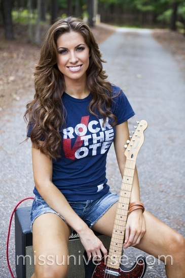 Miss Alabama USA 2012
