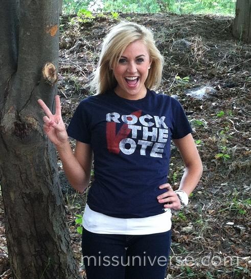 Miss Iowa USA 2012