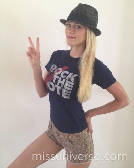 Miss Missouri USA 2012