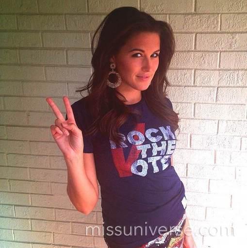Miss North Carolina USA 2012