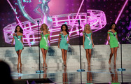 Opening Number of the Preliminary Competition