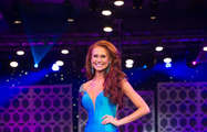 2015 MISS TEEN USA Pageant - Evening Gown Competit