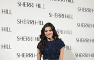Miss Teen USA at the Sherri Hill Fashion Show