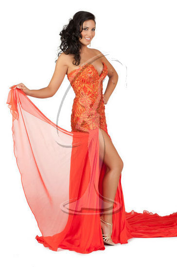 Canada - Evening Gown