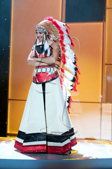 Canada - National Costume