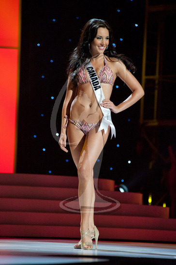 Canada - Preliminary Competition Swimwear