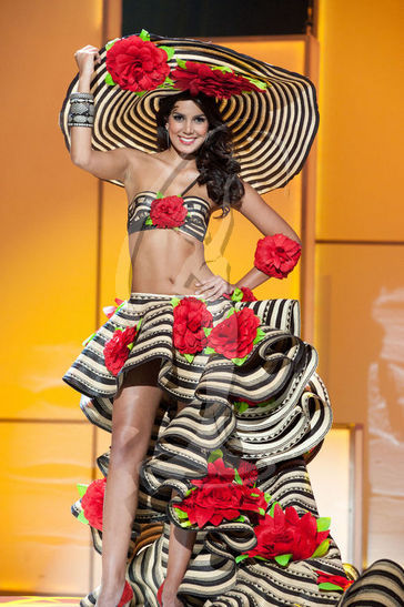 Colombia - National Costume