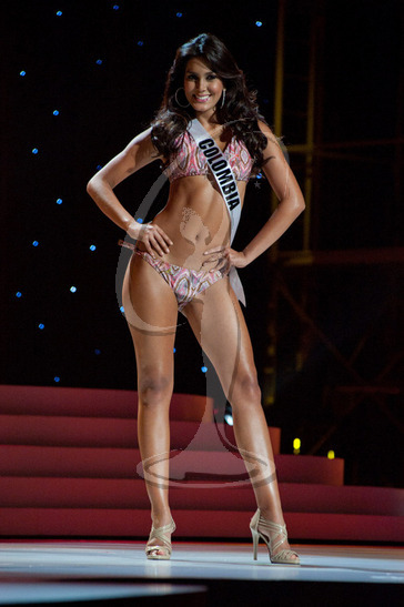 Colombia - Preliminary Competition Swimwear