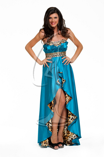 Romania - Evening Gown