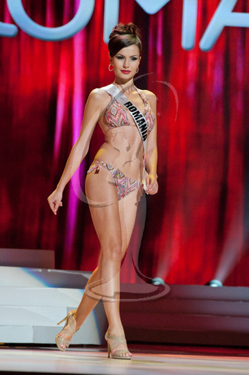 Romania - Preliminary Competition Swimwear
