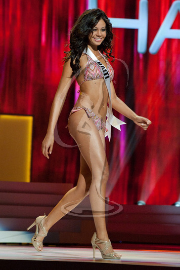 Haiti - Preliminary Competition Swimwear