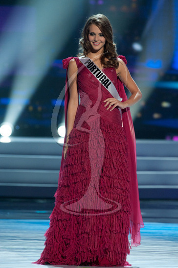 Portugal - Preliminary Competition Gown