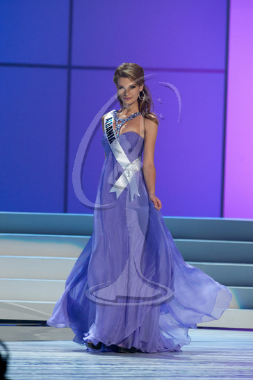 Albania - Preliminary Competition Gown