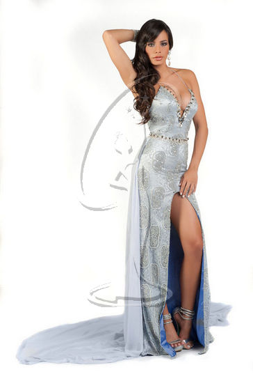 Dominican Republic - Evening Gown