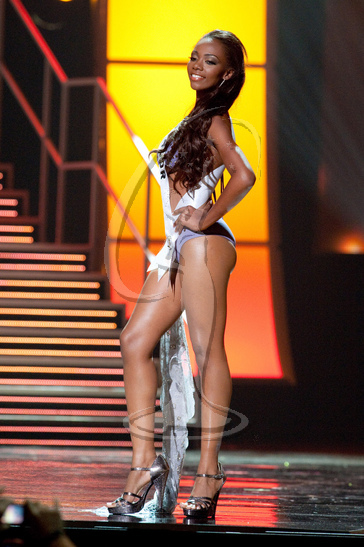 Ecuador - Preliminary Competition Swimwear