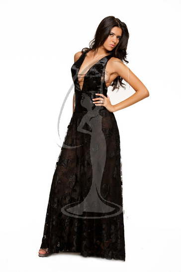 Egypt - Evening Gown