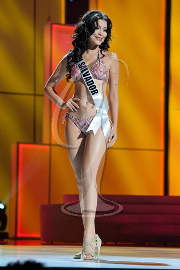 El Salvador - Preliminary Competition Swimwear