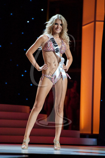 Finland - Preliminary Competition Swimwear