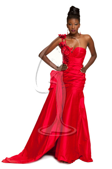Angola - Evening Gown