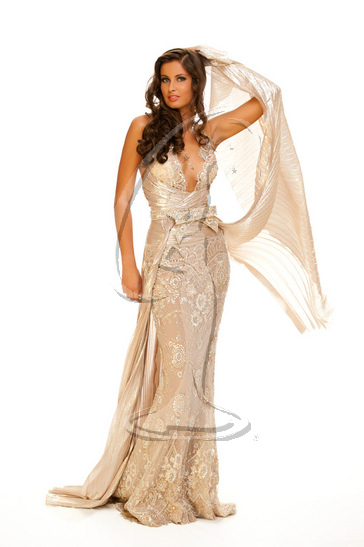 France - Evening Gown