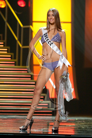 Greece - Preliminary Competition Swimwear