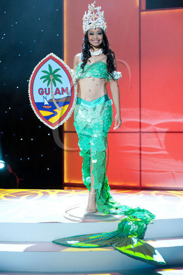 Guam - National Costume