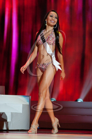 Guam - Preliminary Competition Swimwear