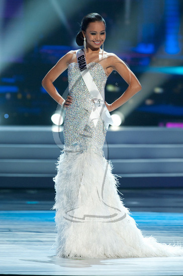 Guam - Preliminary Competition Gown