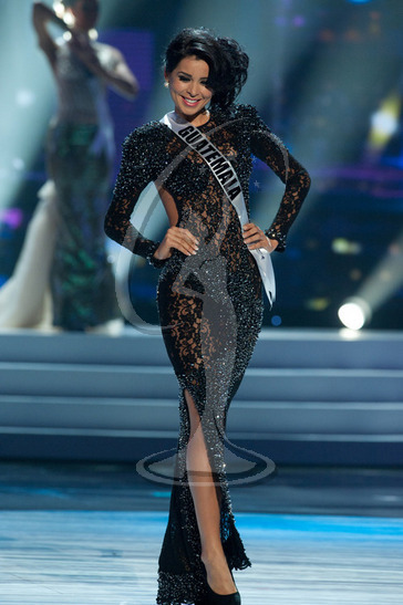 Guatemala - Preliminary Competition Gown