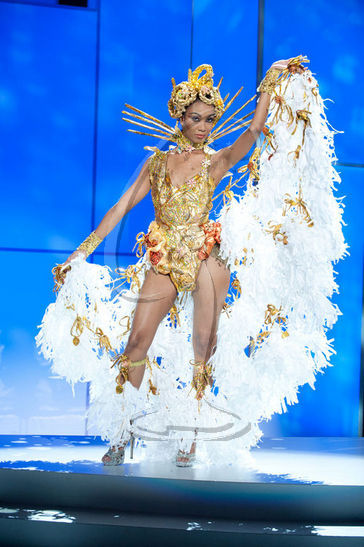 Guyana - National Costume