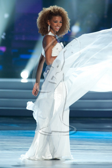 Honduras - Preliminary Competition Gown