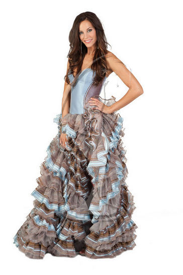 Hungary - Evening Gown