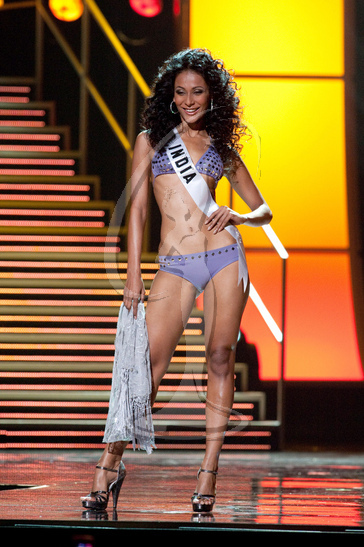 India - Preliminary Competition Swimwear
